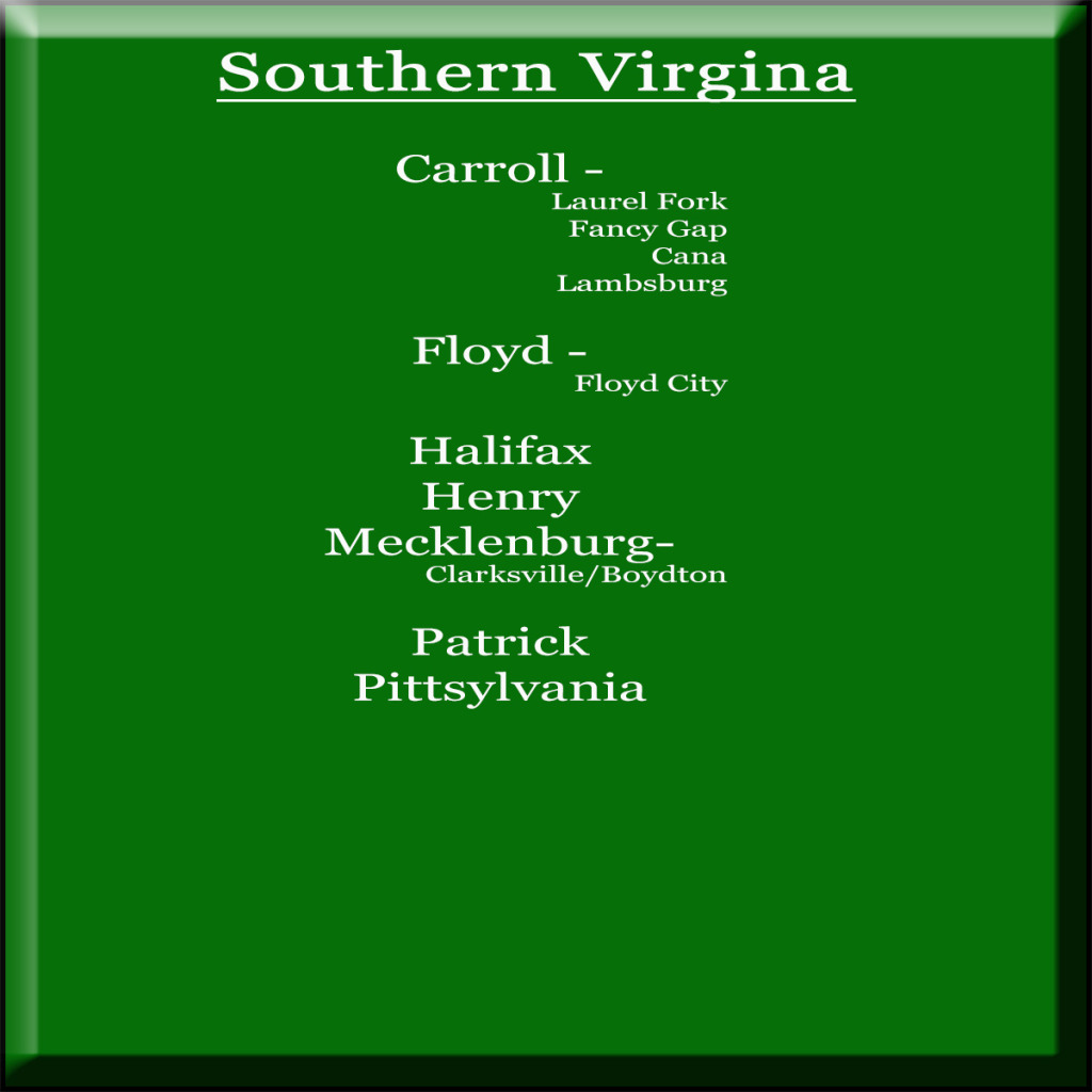 Southern Virgina